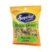 Superior Fine Walnut Chips