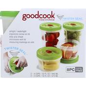 GoodCook Food Storage, Twister Seal