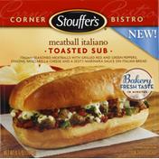 Stouffer's Toasted Sub, Meatball Italiano