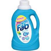 Fab Ultra Ocean Fresh 39 Loads Laundry Detergent
