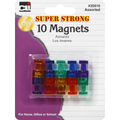 CLi Magnets, Super Strong, Assorted