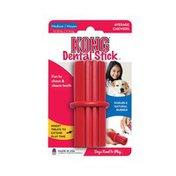Kong Co. Medium Classic Dental Stick Stuff'n Chew Dog Toy