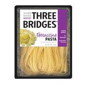 Three Bridges Fettuccine Pasta
