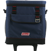 Coleman Cooler, Soft, Space, Wheeled, 42 Can
