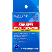 CareOne Maximum Strength One-Step Wart Remover
