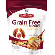 Hill's Science Diet Dog Treats, Grain Free, Biscuits