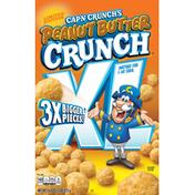 Cap'N Crunch Peanut Butter Crunch XL Cereal