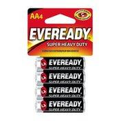EVEREADY Super Heavy Duty AA Battery