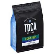Toca Coffee Coffee, Whole Bean, Medium Roast, Copo Fino