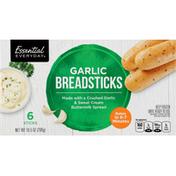 Essential Everyday Breadsticks, Garlic