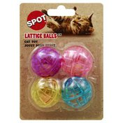 SPOT Cat Toy, Lattice Balls