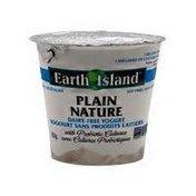 Earth Island Plain Yogurt