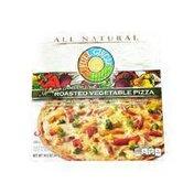 Full Circle Multigrain Ultra Thin Crust Roasted Vegetable Pizza