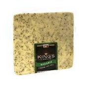Kings HAVARTI WITH DILL IMPORTED DANISH CHEESE