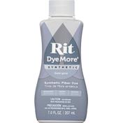 Rit Synthetic Fiber Dye, Frost Grey