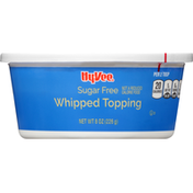 Hy-Vee Whipped Topping, Sugar Free