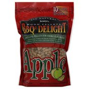 Bb Qrs Delight Grilling Pellets, for Smoke Flavor, Apple