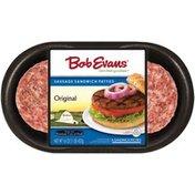 Bob Evans Farms Original Sandwich Patties Pork Sausage
