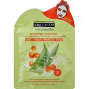Freeman Sheet Mask, Hydrating