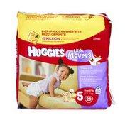 Huggies Size 5 Diapers