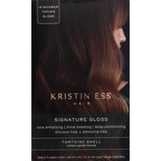 Kristin Ess Hair Toning Gloss, In-Shower, Tortoise Shell