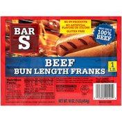 Bar-S Beef Bun Length Franks