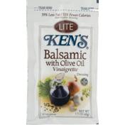 Ken's Steak House Ken's Dressing Lite Balsamic With Olive Oil Vinaigrette