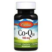 Carlson Labs Co-Q-10 100 mg