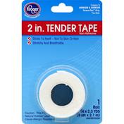 Kroger Tender Tape, Non-Adhesive, 2 Inch