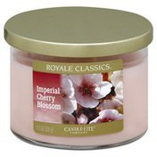 Candle Lite Candle, Imperial Cherry Blossom