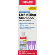 TopCare Maximum Strength Lice Killing Shampoo
