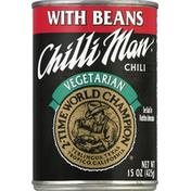 Chilli Man Chili with Beans, Vegetarian
