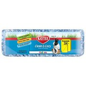 Kaytee Clean & Cozy Small Blue Animal Bedding