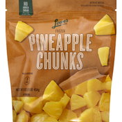 Lowes Foods Pineapple Chunks, Frozen