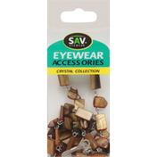 Sav Eyewear Eyewear Accessories, Crystal Collection