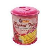 Ueno Dora Strawberry Egg Roll Biscuit