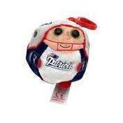 TY Beanie New England Patriots Ball Clip