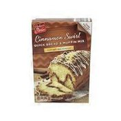 Baker's Corner Cinnamon Swirl Quick Bread Mix