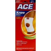 Ace Knee Brace, with Side Stabilizers, Moderate Support, Large