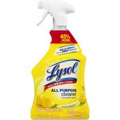 Lysol All-Purpose Cleaner Complete Clean Lemon Breeze Scent