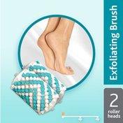 Amope® Pedi Perfect Electronic Foot File Exfoliating Brush Refills, For The Perfect Pedic