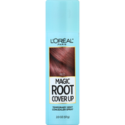 L'Oreal Temporary Gray Concealer Spray, Red