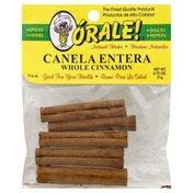Orale! Cinnamon, Whole