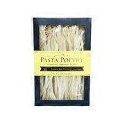Pasta Poetry Golden Egg Fettucini