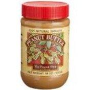 The Peanut Shop Of Williamsburg Peanut Butter, 100% Natural Salt-free