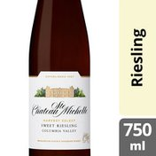 Chateau Ste. Michelle Columbia Valley Harvest Select Riesling White Wine