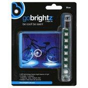 Brightz Bike Light, Blue