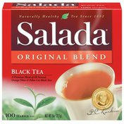 Salada Black Tea Original Blend Tea Bags