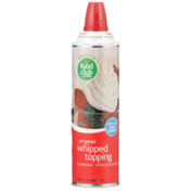 Food Club Original Whipped Topping
