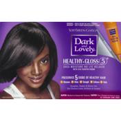 Dark and Lovely Healthy-Gloss 5 Shea Moisture No Lye Relaxer Super